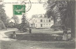 Longjumeau, Le Chateau Saint Eloi Et La Chapelle - Longjumeau