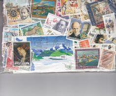 100 Grs TIMBRES MONDE - Petits Et Grands Formats-  Décollés - En Provenance Des Missions - Lots & Kiloware (mixtures) - Min. 1000 Stamps