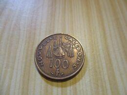Nouvelle-Calédonie - 100 Francs 1999 .N°307. - Nuova Caledonia