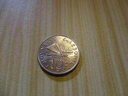 Nouvelle-Calédonie - 10 Francs 1983 .N°314. - New Caledonia