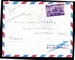 IRAN  Enveloppe Cover - Iran