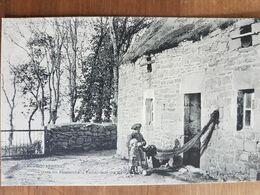 Douarnenez.dans Les Plomarchs.ramandage Des Filets.édition Plouhinec 20 - Douarnenez