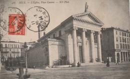 *** 06 *** NICE  Le Palais De Justice Timbrée  Excellent état - Nizza