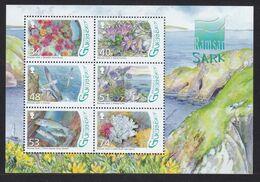 Guernsey - 2008 Sark Island Ramsar Convention On Wetlands - Miniature Sheet 6v MNH - Guernesey