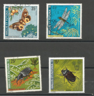 185/88   Insectes  (308) - Used Stamps