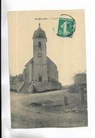 70 - AUTOREILLE - L' Eglise -  Femme Avec Enfant. - Autres Communes