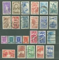 France   Année Quasi Complete  1936  Ob   TB   Manque La Bonne Valeur N° 321 - ....-1939