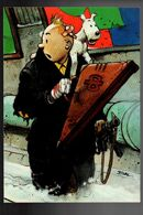 TINTIN. Hommage à Hergé Par Enki Bilal (1997). - Fumetti