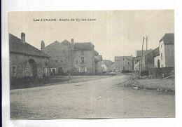 70 - Les AYNANS - Route De Vy-les-Lure - Frankreich