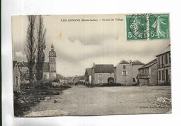 70 - Les AYNANS ( Haute-Saône ) - Centre Du Village - Frankreich