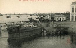 Asie - Viet-Nam - Tonkin - Haïphong - Port De Commerce - Vietnam