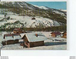 Allos-alpes De Haute-provence-Les Nouveaux Chalets Et La Résidence 1975 - Altri Comuni