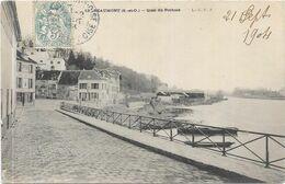 BEAUMONT SUR OISE : QUAI DU POTHUIS - Beaumont Sur Oise