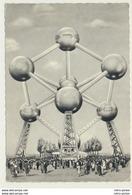 AK  Brüssel Atomium - Belgio