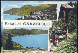 RD163 SALUTI DA GARABIOLO - Other Cities
