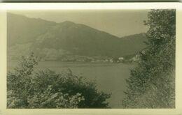 SWITZERLAND -  Brunnen Am Vierwaldstättersee - RPPC POSTCARD - 1930s (BG9954) - SZ Schwyz