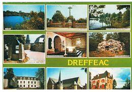 CPSM DREFFEAC Multivues - Francia