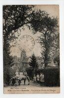 - CPA AUMALE (76) - Vue Prise Du Chemin De L'Hospice 1918 (belle Animation) - Edition Mme Tailleur 56 Bis - - Aumale