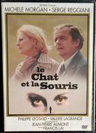 Le Chat Et La Souris - Claude Lelouch - Michèle Morgan - Serge Reggiani - Philippe Léotard - Valérie Lagrange . - Drame