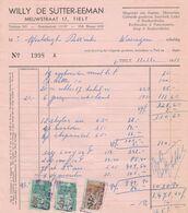 TIELT DE SUTTER-EEMAN 1951 - Belgien