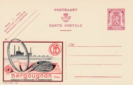 Carte Entier Postal Publibels 769 Bergougnan - Enteros Postales