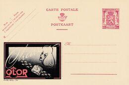 Carte Entier Postal Publibels 761 Charmes Olor - Enteros Postales