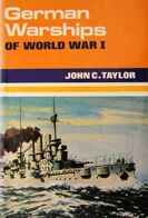 """German Warships Of WW I"" - Barcos"