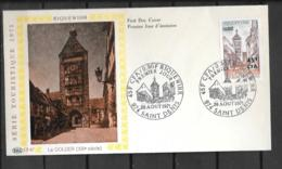 1971 - 5 - 397 - Riquewihr - Storia Postale