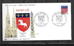 1969 - 5 - 386 - St Lo - Storia Postale