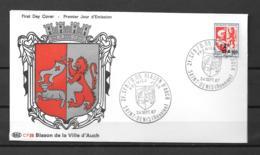 1967 - 3 - 373 - Auch - Storia Postale