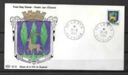 1964 - 1 - 342 - Guéret - Storia Postale