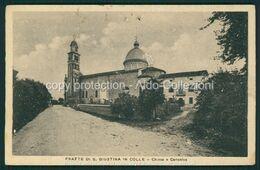 Padova Santa Giustina In Colle Fratte FP P/555 - Padova (Padua)