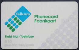South Africa Telkom Phonecard Colnect-Nr. SAF-TC-02  Used - Sudafrica