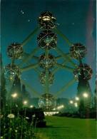 Belgique - Bruxelles - Brussel - Atomium - Vue De Nuit - Carte Neuve - CPM - Voir Scans Recto-Verso - Belgio
