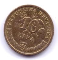 HRVATSKA 2019: 10 Lipa, KM 6 - Croazia