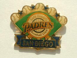 PIN'S BASEBALL - SAN DIEGO PADRES - Baseball