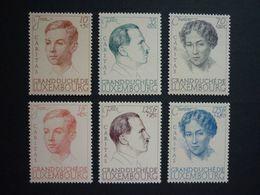 Luxemburg Luxembourg Caritas, 1939, Mi 333-338 **, TOP!! (KW: 50,00€) - Nuovi