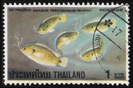 Thailand Stamp 1978 Thai Fishes (3rd Series) 1 Baht - Used - Tailandia