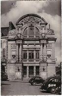 FOUGERES - Le Théâtre - CPSM PF Datée 1957 - Fougeres