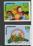 Dominicana 2013 Upaep Yvert 1759/60 ** Mnh 2v. - Dominikanische Rep.