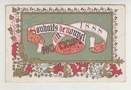 Calendrier Année 1888 De La Société Saint-Augustin Lille Nord Excellent état - Calendarios