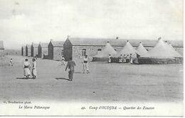 Maroc    Oudjda      Quartier Des Zouaves - Altri
