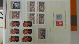 G136 Collection De Blocs Et Timbres ** De POSTA ROMANA. A Saisir !!! - Verzamelingen (in Albums)