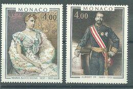 200036191  MONACO  YVERT  Nº 1245/6  **/MNH - Nuevos