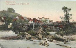 OLD  POSTCARD - SLOVENIA - PUSTALSKA BRV. TEUFELSBRUCKE - BISCHOFLACK -  SKOFJA LOKA - VIAGGIATA 1905 - P65 - Slowenien
