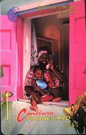 VIERGES (Iles)  - British Virgin Islands  -   Phonecard -  Caribbean Phone Card  -  US $ 5 - Vierges (îles)
