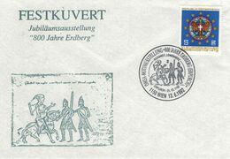 Richard I. Löwenherz - Erpurch 1192 [Gefangennahme In Erdberg Nach Kreuzzug] - Wien 1992 - Europäischer Gemeindetag - Persönlichkeiten