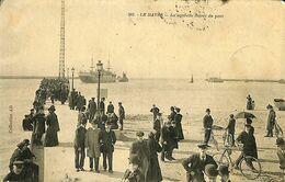 030 134 - CPA - France (76) Seine Maritime - Le Havre - La Nouvelle Entrée Du Port - Harbour