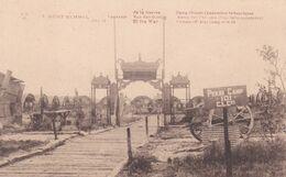Mont Kemmel Camp Chinois  Annamites Britanniques Pekin Camp - Guerra 1914-18