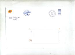 Lettre  FRAR Cachet Vesoul Annexe 1 - Marcofilie (Brieven)